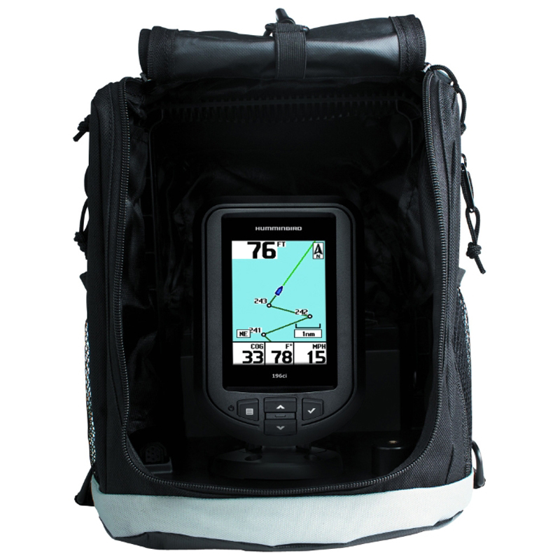 Humminbird PiranhaMAX  196cxi RU Portable
