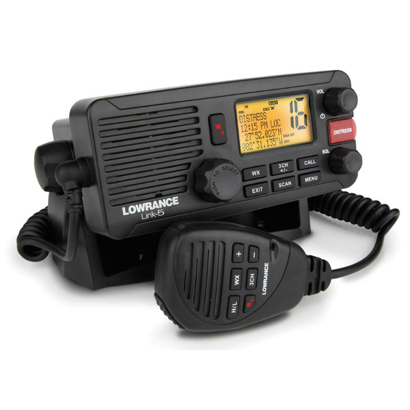Lowrance Link-5