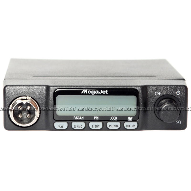 Рация Megajet MJ500 отзывы  radio77ru