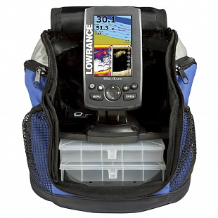 Lowrance Elite-4 HDI Ice Machine